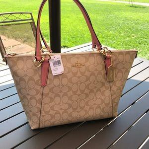 💦🌸coach Ava tote🌸shoulder bag